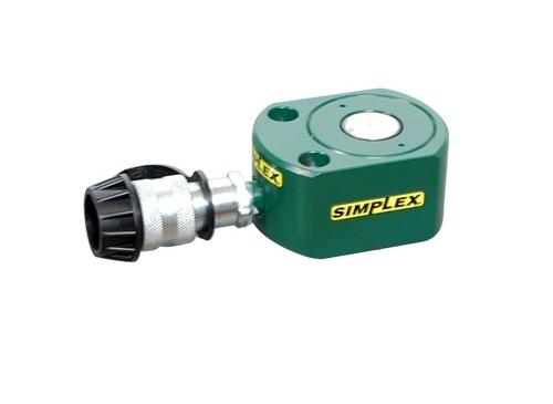 Simplex RFS Series Flat Jack Spring Return Steel Hydraulic Cylinder RFS20